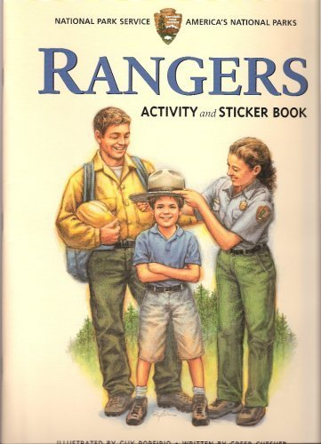 9781590910368: Rangers Activity and Sticker Book (National Park Service. America's National Parks)