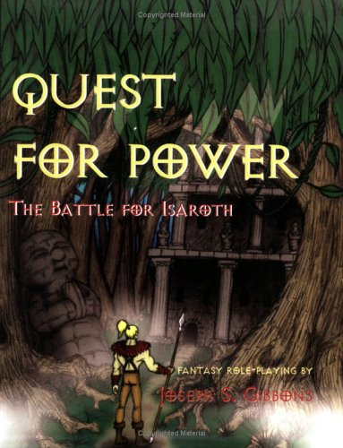 9781590920633: Quest for Power: The Battle for Isaroth