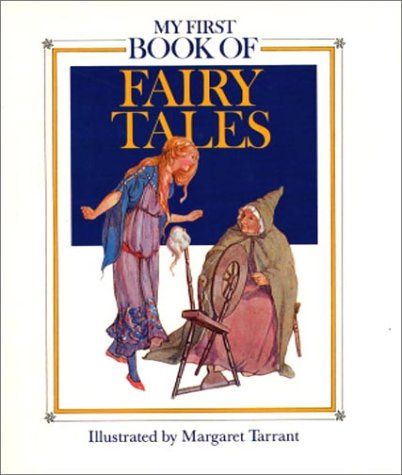 9781590930700: My First Book of Fairy Tales