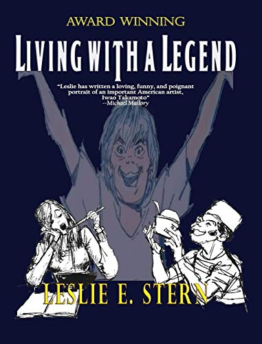 9781590950951: LIVING WITH A LEGEND A personal look at animation legend Iwao Takamoto, Designer of Scooby-Doo