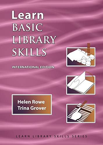 9781590954348: Learn Basic Library Skills (International Edition)