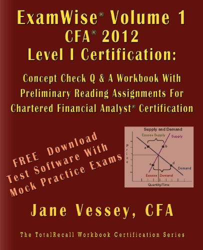 cfa study assist practice Study efficiently, pass level ii cfa do well on practice exams to increase the challenge until you're ready for the real thing view products.