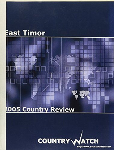 9781590975510: East Timor: 2005 Country Review