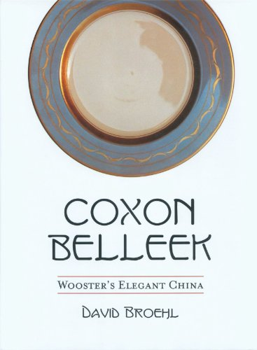9781590981931: Coxon Belleek: Wooster's Elegant China