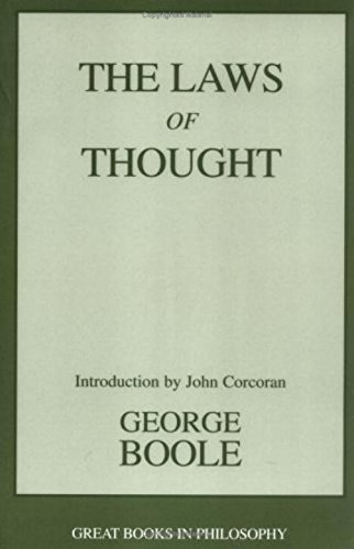 9781591020899: The Laws of Thought (Great Books in Philosophy)