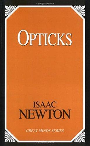 9781591020950: Opticks (Great Minds Series)