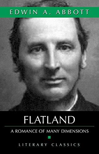 9781591022961: Flatland: A Romance Of Many Dimensions (Literary Classics)