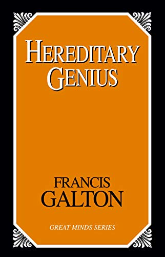 9781591023586: Hereditary Genius: An Inquiry Into Its Laws and Consequences (Great Minds Series)