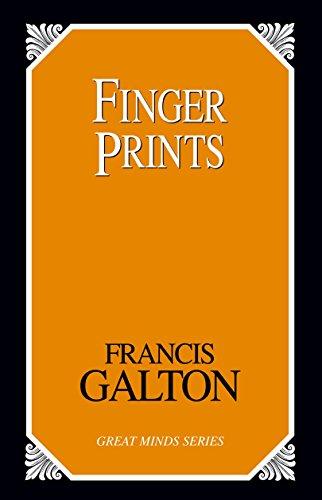 9781591024125: Finger Prints (Great Minds)