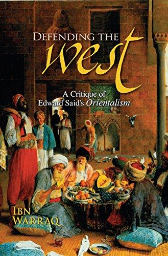 9781591024842: Defending the West: A Critique of Edward Said's Orientalism