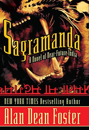 Sagramanda (A Novel of Near-future India): Alan Dean Foster