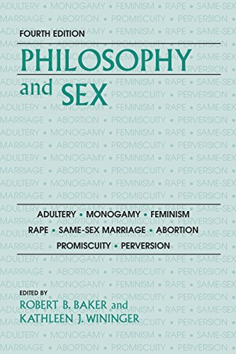 9781591026099: Philosophy and Sex: Adultery - Monogamy - Feminism - Rape - Same-sex Marriage - Abortion - Promiscuity - Perversion
