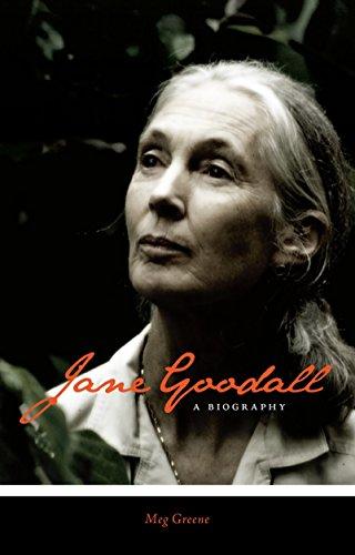 9781591026112: Jane Goodall: A Biography
