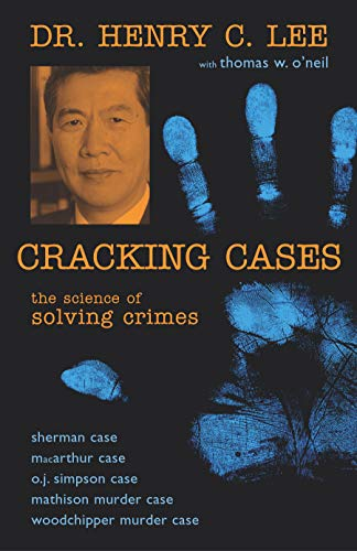 9781591027478: Cracking Cases: The Science of Solving Crimes
