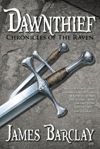 9781591027799: Dawnthief (Chronicles of the Raven 1)