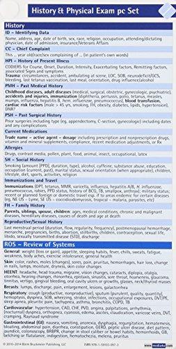 9781591030973: History and Physical Exam Pocketcard Set