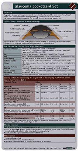 9781591034773: Glaucoma Pocketcard Set