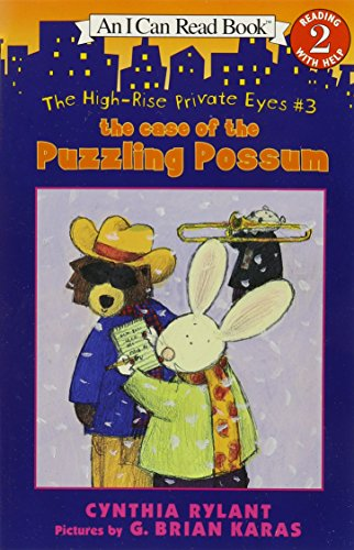 9781591121992: The Case of the Puzzling Possum (High-Rise Private Eyes)