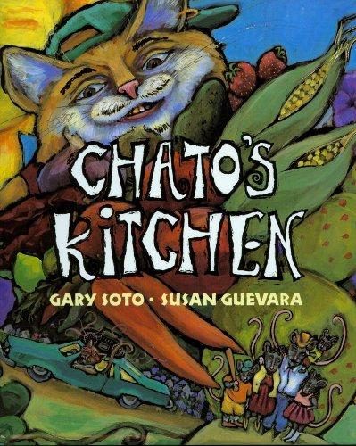 9781591122081: Chato y su Cena/Chato's Kitchen [With Spanish Book and Cassette(s)]