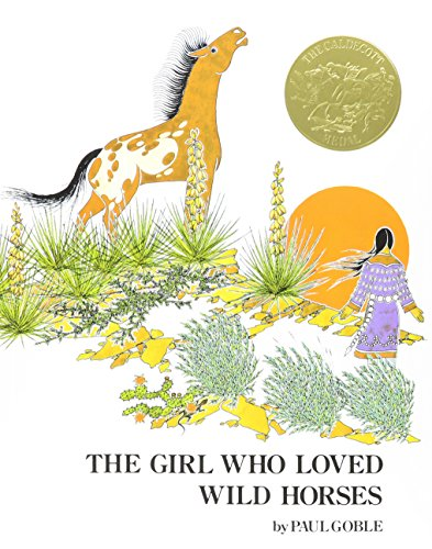 9781591123149: Girl Who Loved Wild Horses, the with CD (Favorites on CD)
