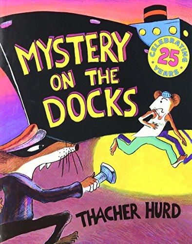 Mystery on the Docks: Hurd, Thacher