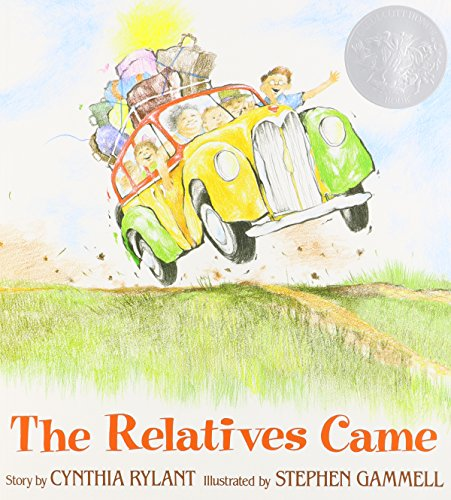 9781591123248: The Relatives Came (Live Oak Readalong)