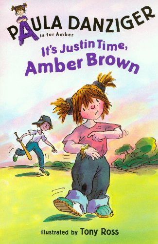 9781591123668: It's Justin Time, Amber Brown