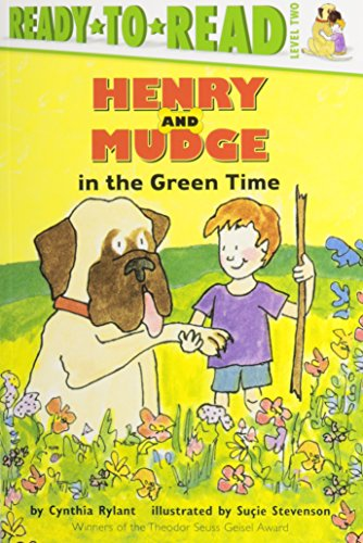9781591123781: Henry and Mudge in the Green Time with CD (Henry & Mudge (Live Oak))