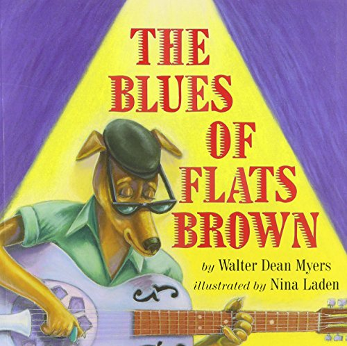 9781591124047: Blues of Flats Brown, the with CD (Live Oak Music Makers)