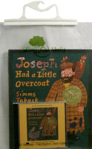 9781591124122: Joseph Had a Little Overcoat with CD (Live Oak Music Makers)
