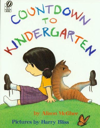 Countdown to Kindergarten: Alison McGhee