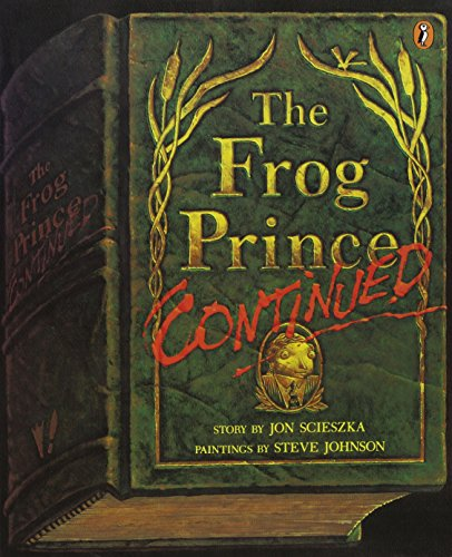 9781591124900: Frog Prince Continued, the with CD [With Paperback Book] (Live Oak Readalongs)
