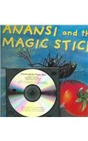 9781591125198: Anansi and the Magic Stick with CD [With 4 Paperback Books]