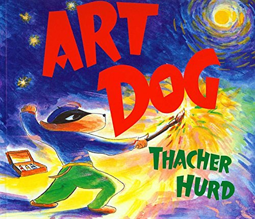 9781591125266: Art Dog (4 Paperback/1 CD)
