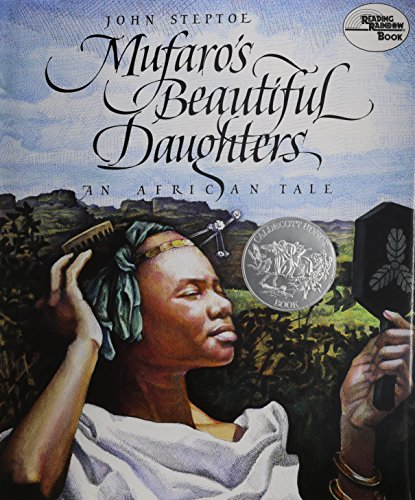 9781591125426: Mufaro's Beautiful Daughters: An African Tale [With Hc Book]