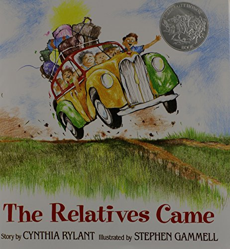 9781591125464: The Relatives Came (Book & CD)