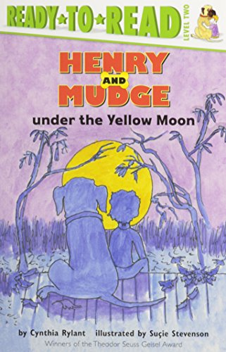 9781591125846: Henry and Mudge Under the Yellow Moon with CD (Ready-To-Read: Level 2)