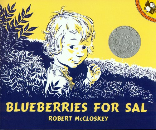 9781591126935: Blueberries for Sal with CD [With Paperback Book] (Live Oak Readalongs)