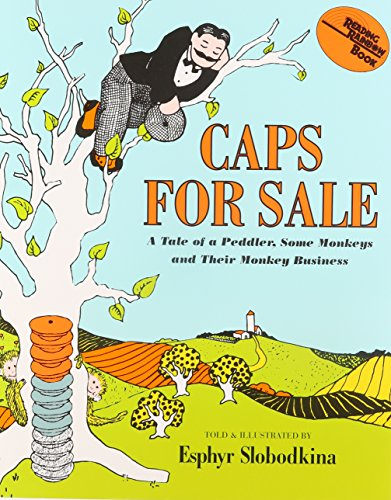 9781591126973: Caps for Sale (1 Paperback/1 CD)