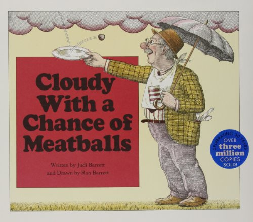9781591127024: Cloudy with a Chance of Meatballs (Cloudy and Pickles (Audio W/Hardcover))