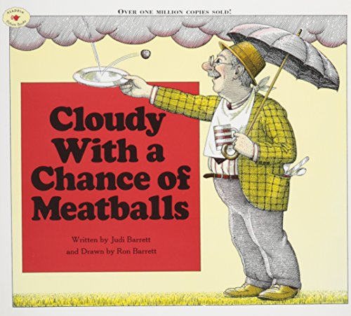 9781591127031: Cloudy with a Chance of Meatballs [With 4 Paperback Books] (Cloudy and Pickles (Audio W/Paperback))