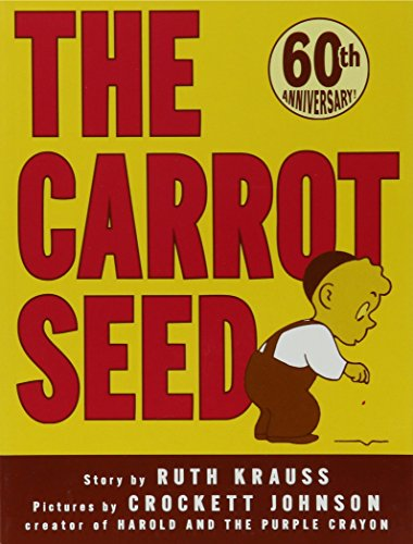 9781591127055: Carrot Seed, the with CD [With Paperback Book]