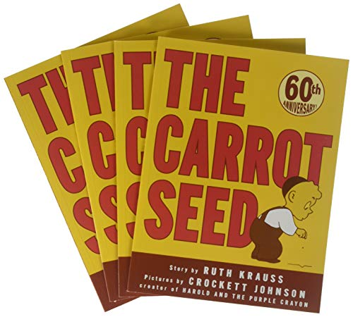 9781591127079: Carrot Seed, the with CD [With 4 Paperback Book]