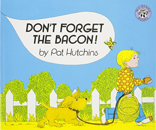9781591127093: Don't Forget the Bacon! [With Paperback Book] (Live Oak Readalongs)