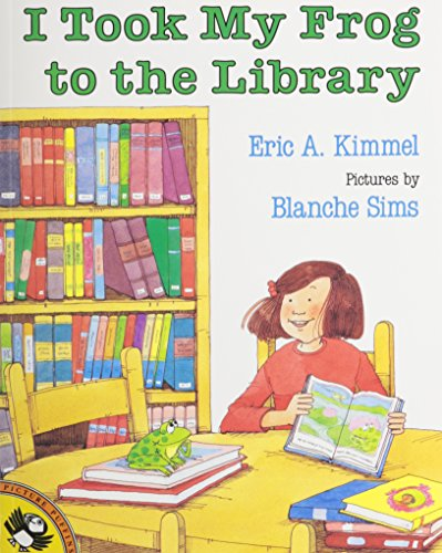 9781591127161: I Took My Frog to the Library (Live Oak Readalong)