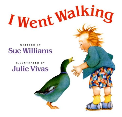 I Went Walking: Williams, Sue