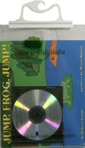 9781591127277: Jump, Frog, Jump with CD [With Paperback Book]