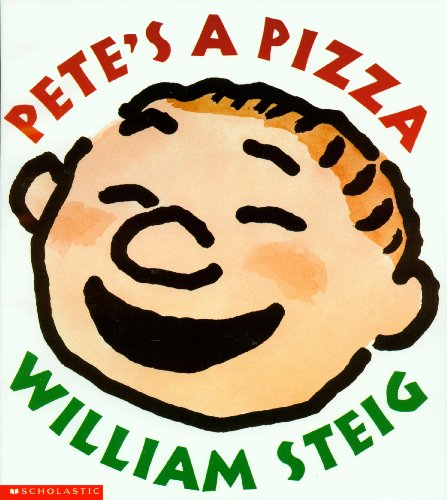 9781591127406: Pete's a Pizza (with Audio CD)