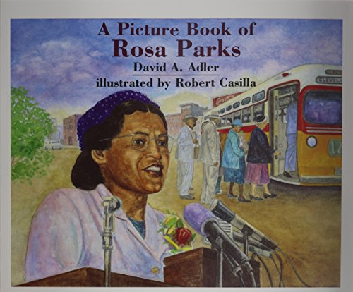 9781591127611: Picture Book of Rosa Parks, a (1 Paperback/1 CD) (Picture Book Biography)