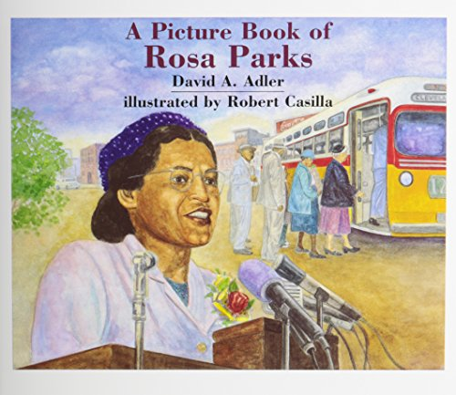 A Picture Book of Rosa Parks (Picture Book Biography): David A. Adler